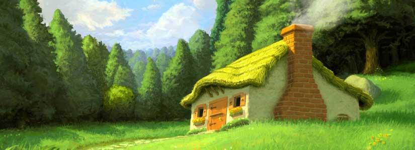 coloriage nature et paysage