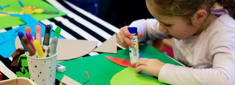 Développez la créativité de vos enfants
