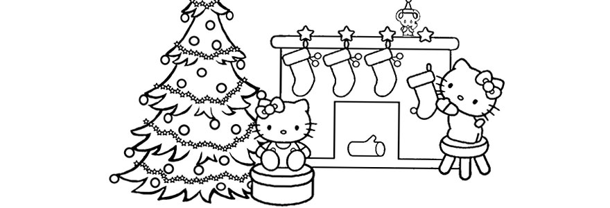 biao hello kitty coloriage en ligne
